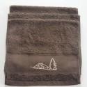 Guest towel Alpine Mountains Decoration