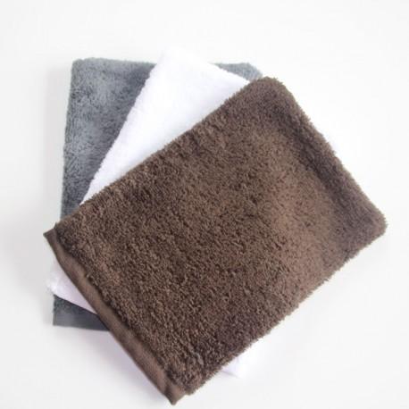 Deco scandinave - Gant de toilette ( pack de 3)