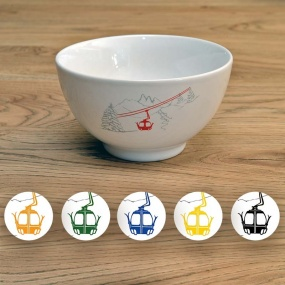 Bowl Cable car (Pack of 6)