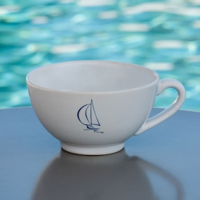 Boat Bowl with handle (Pack...