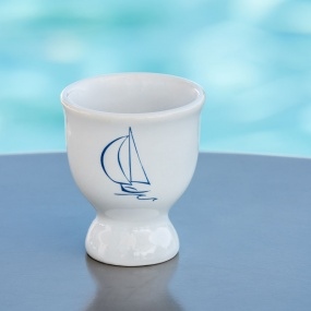 Egg cup with Boat (Pack of 6)