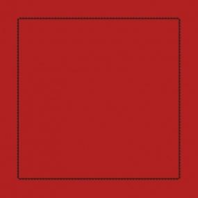 Red pillowcase -...