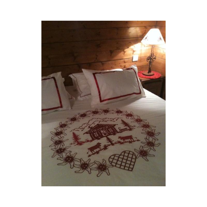 housse de couette chalet housse de couette style chalet. Black Bedroom Furniture Sets. Home Design Ideas