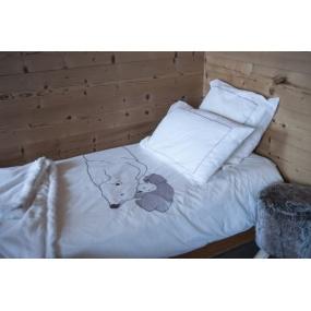 Funda nórdica  Les Ours Blancs