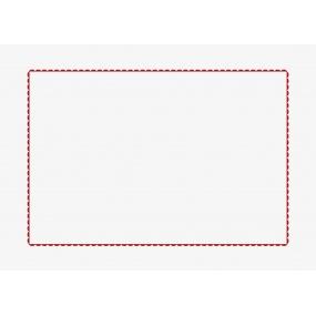 Taie d'oreiller Cerf  65 x 65 cm