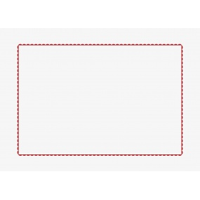 Taie d'oreiller Ronde d'edelweiss 65x65