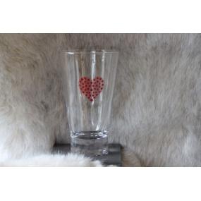 Vasos Coeur de Fleurs